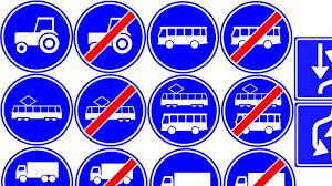 Nieuwe verkeersborden onderdeel van theorie- en praktijkexamen CBR
