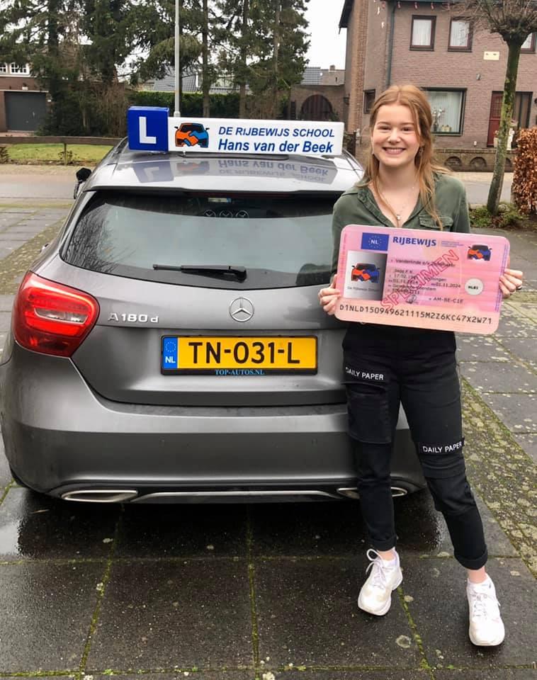 Inge van der Meyde
